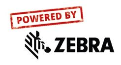 Logo - powered by Zebra